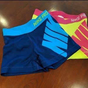 Nike pro short✨